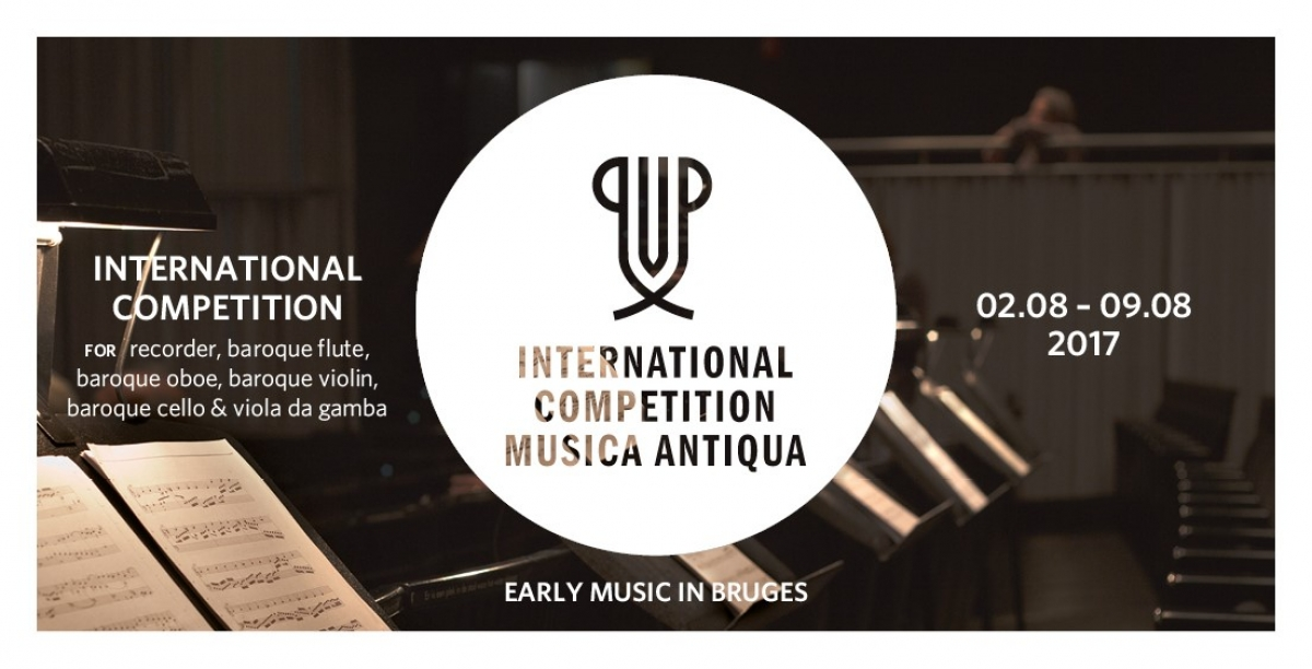 International Competition Musica Antiqua 2017