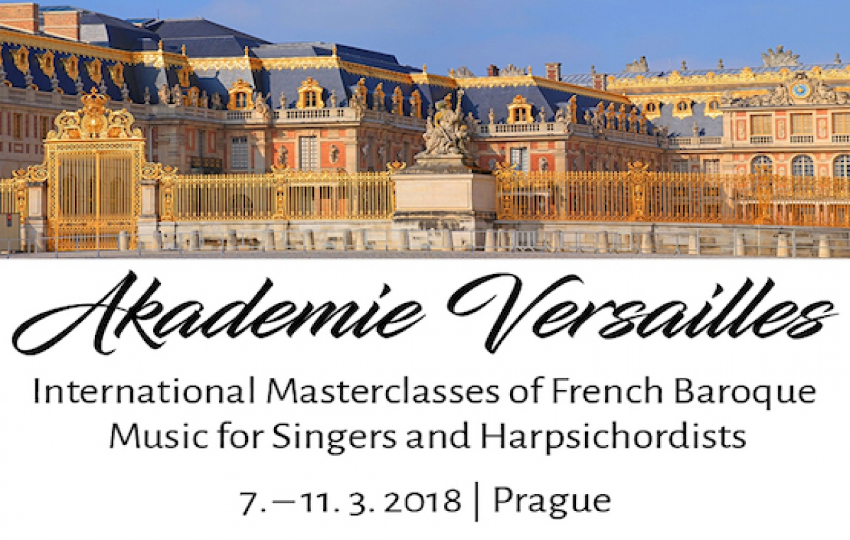 AKADEMIE VERSAILLES 2018 - watch the video!