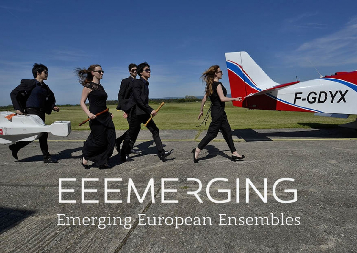 eeemerging partners get together in Ambronay