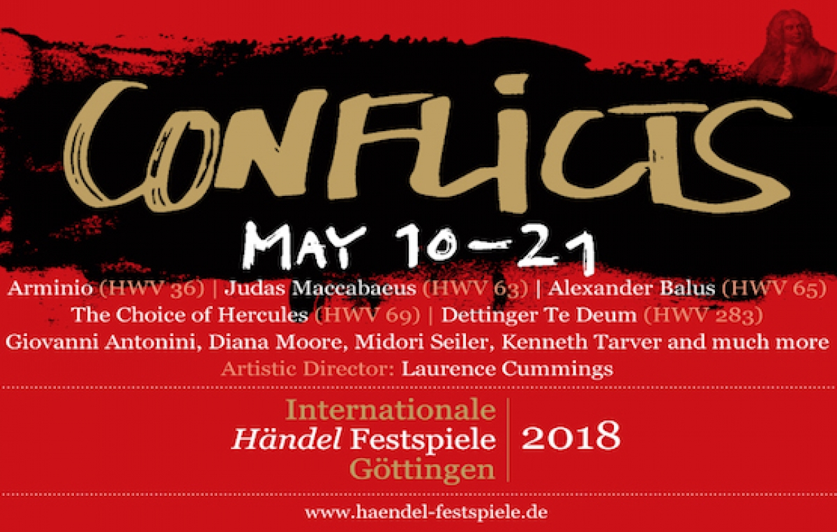 Göttingen International Handel Festival 2018