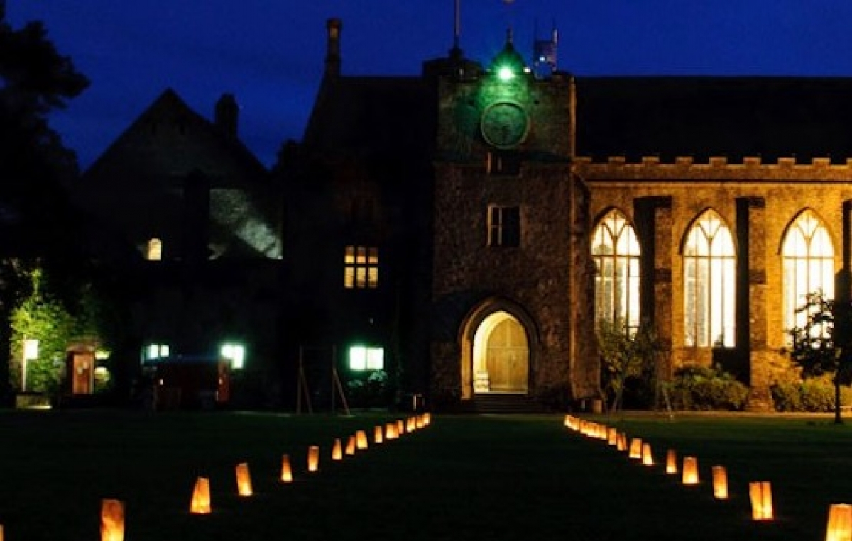 Incroyable semaine aux Dartington International Summer School and Festival