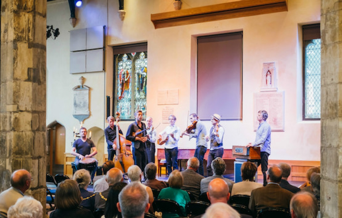 2018 for the National Centre for Early Music