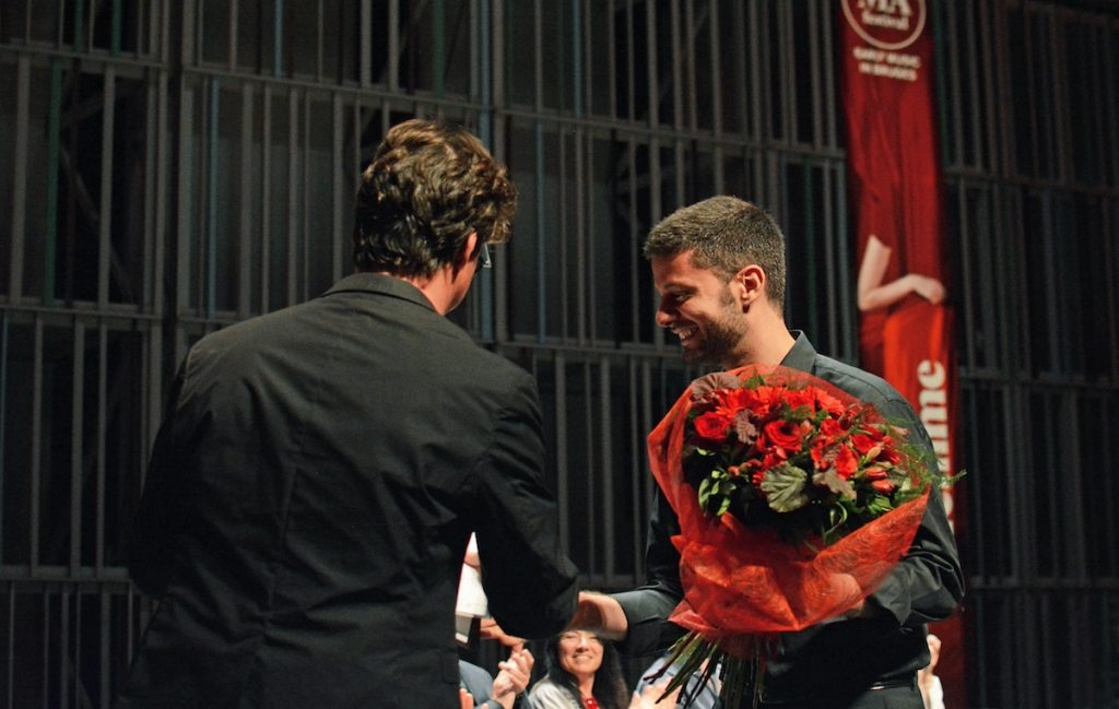 ANDREA BUCCARELLA, WINNER OF THE INTERNATIONAL COMPETITION MUSICA ANTIQUA 2018
