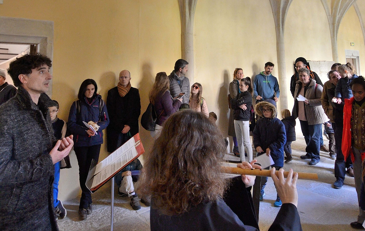 Early Music Day in Ambronay on March 21!