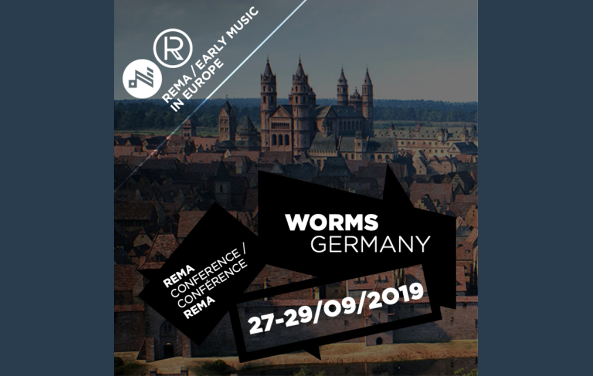 PROCHAINE CONFERENCE DU REMA A WORMS