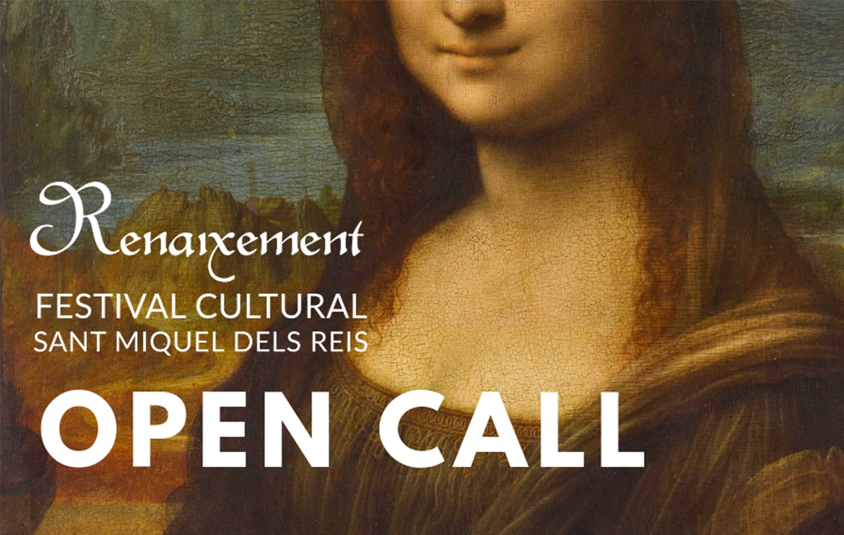 Renaixement Festival 2019 - OPEN CALL